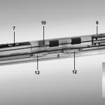 多玛ES200自动门刷不开门禁卡维修实例